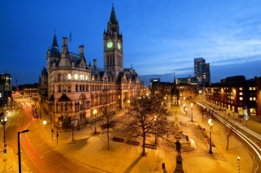 Manchester is the overall package what a traveler is looking for